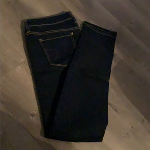 American Eagle Outfitters Jeans - American Eagle AE dark wash jeans 8 R skinny